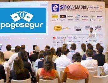 Gandifsoft presenta Pagosegur en la feria eShow Madrid de comercio electrónico