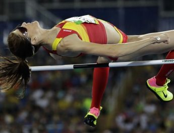 Se retira Ruth Beitia un ejemplo de deportista