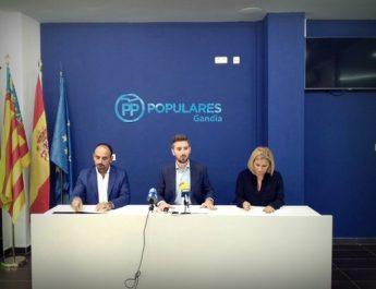 Víctor Soler (PP Gandia) dice que no habrá hospital de crónicos