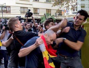 Estos son los ultras que protagonizaron las agresiones en València