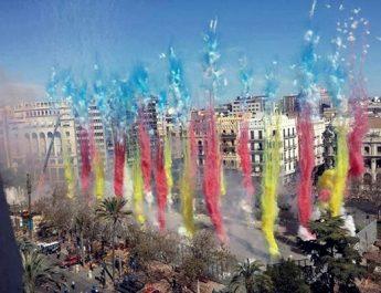 València se blinda en Fallas ante la amenaza terrorista