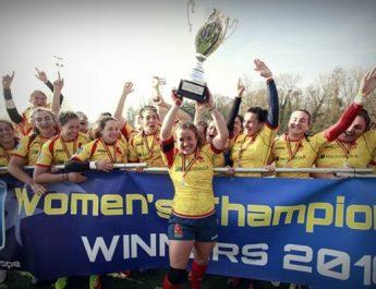 Rugby: España suma el sexto título continental de su historia, el cuarto desde 2010