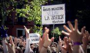 """Carta de 2.000 psicólogos tras la sentencia de La Manada: el """"bloqueo"""" es normal ante el pánico"""