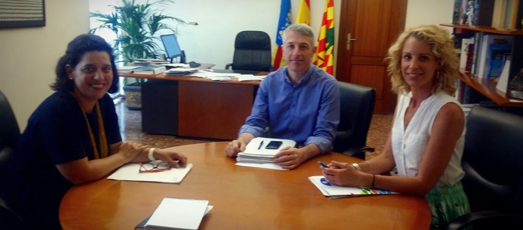 Oliva formarà part del projecte de destinacions turístiques intel•ligents de la Comunitat Valenciana