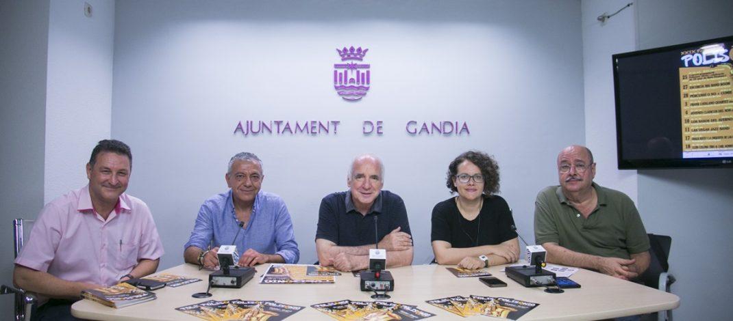 XXIX edició del Festival Polisònic Gandia