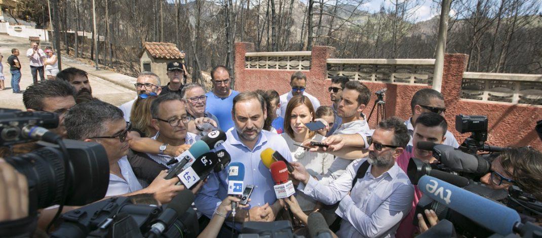 L'alcaldessa de Gandia exigeix que la declaració de zona d'emergència arribe el més aviat possible per poder atendre els afectats