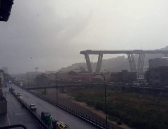 Al menos 35 muertos tras colapso de puente en Italia