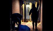"""Arran vuelve a """"señalar"""" a Llarena con pintadas en una casa de Sant Cugat"""