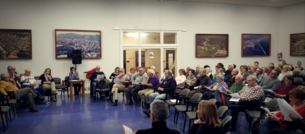 Constituida la Asociación de Jubilados y Pensionistas de La Safor