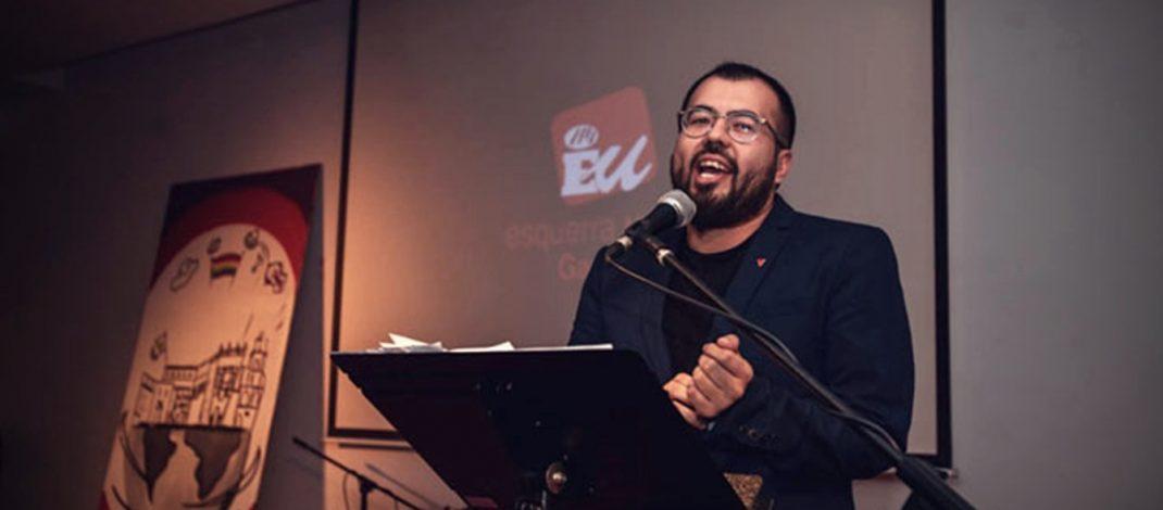EUPV PRESENTA A NAHUEL GONZÁLEZ COMO CABEZA DE LISTA DE LAS ELECCIONES MUNICIPALES DE 2019