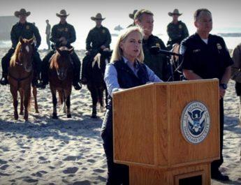 Estados Unidos se gasta 72 millones de dólares en desplegar tropas en la frontera para contener a la caravana de migrantes