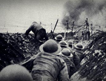 Líderes del mundo conmemoran en París el centenario del fin de la Primera Guerra Mundial
