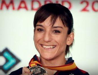 Sandra Sánchez se proclama campeona del mundo de kata; Damián Quintero, plata