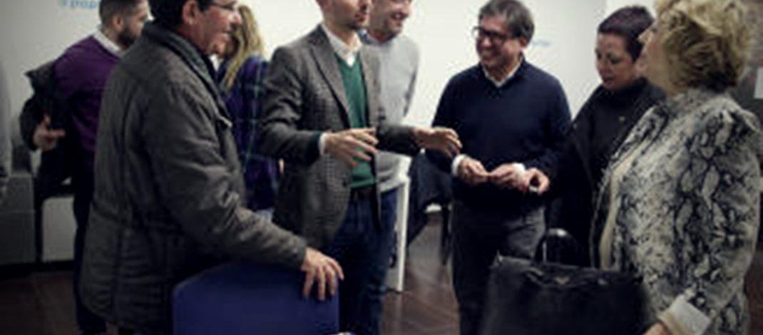 Ejecutiva extraordinaria en el PP Gandia. Un paso más de Soler hacia su candidatura