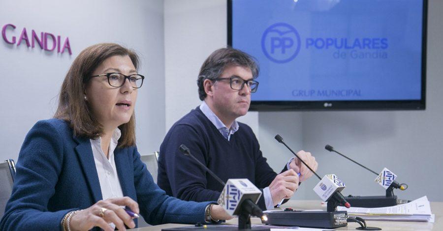 El Grupo Municipal Popular, presenta sus enmiendas al Presupuesto año 2019.