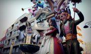 Gandia en Fallas: Nuevamente triunfadora la Vila Nova