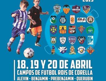 Presentat el XI Torneig Futbol Base Fideuà de Gandia