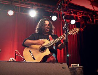 Marquesa Concerts, el sábado brilló Raimundo Amador