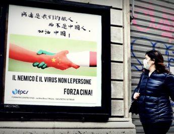 'Como si fuéramos la enfermedad': el coronavirus perjudica a los trabajadores chinos en Italia