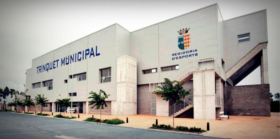 Oliva reformarà el seu Trinquet Municipal i acabarà amb els problemes de filtracions d'aigua