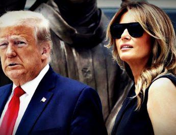 Donald Trump y su esposa Melania con coronavirus a un mes de las elecciones