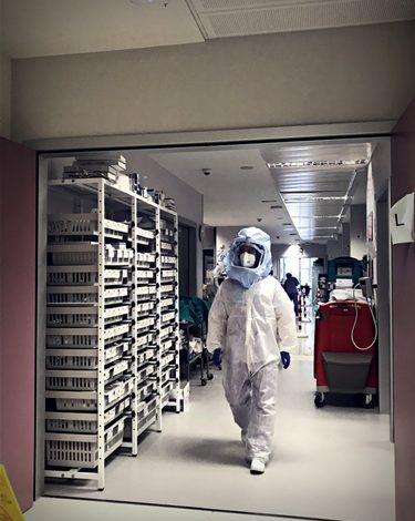 Uci Hospital de Gandia – Situación al 01 de marzo de 2021