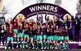 El FC Barcelona, gana su primera Champions femenina ante el Chelsea