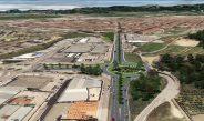 S'inicien les obres de la nova rotonda d'accés nord a Gandia i al polígon Alcodar