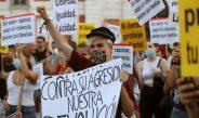 Vox exprime el 'caso Malasaña' para relanzar su discurso de odio contra personas LGTBI, mujeres y migrantes