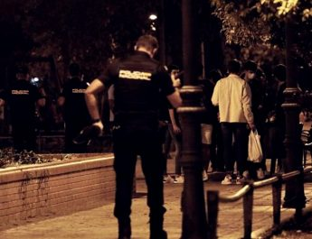Botellón, ruido, droga y prostitución: la pesadilla vecinal de València
